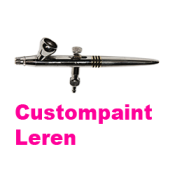 Leren custompainten