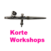 Korte airbrush workshops