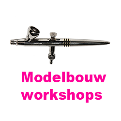 Modelbouw airbrush workshop