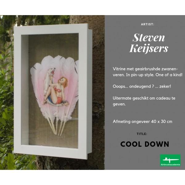 Kunstwerken Steven Keijsers Cool down