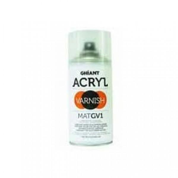 Ghiant transparante acryl lak MAT