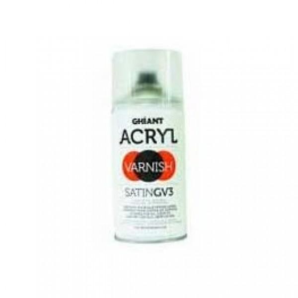 Ghiant transparante acryl lak zijde glans