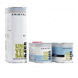 KRISTAL Universal TimeClear 9455 blanke lak set groot 4 liter