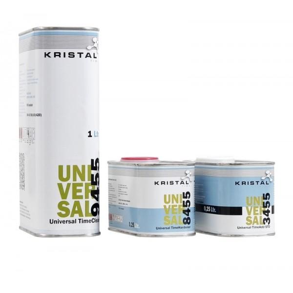 KRISTAL Universal TimeClear 9455 blanke lak set klein