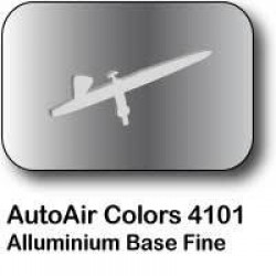 AutoAir Colors 4101 Alluminium Base Fine