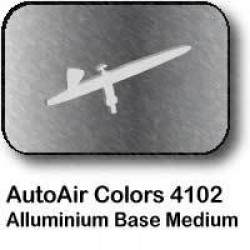 AutoAir Colors 4102 Alluminium Base Medium