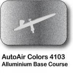 AutoAir Colors 4103 Alluminium Base Course