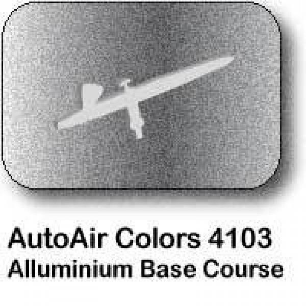 AutoAir Colors 4103 Alluminium Base Course