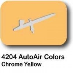 AutoAir Colors 4204 Chrome Yellow Semi Opaque