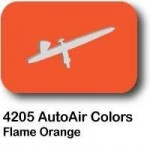 AutoAir Colors 4205 Flame Orange Semi Opaque