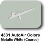AutoAir Colors 4331 Metalic White (Course)