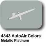 AutoAir Colors 4343 Metalic Platinum